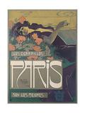 Los Cigarillos Paris  1901