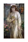 Salutation of Beatrice  1880-1882