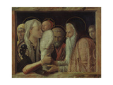 The Presentation in the Temple  Ca 1465