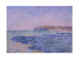 Shadows on the Sea  the Cliffs at Pourville  1882