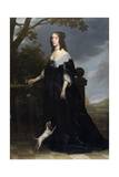 Elizabeth Stuart (1596-166)  Queen of Bohemia  1642
