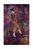 Portrait of Panna Paskevich