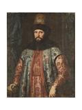 Portrait of the Ambassador Ivan Chemodanov  C 16571658