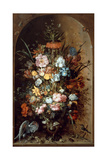 Flower Still Life with Crown Imperial  1624