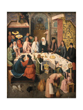 The Marriage Feast at Cana  Ca 1550-1565