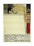 Poster for the First Art Exhibition of the Secession Art Movement, 1898 Giclée par Gustav Klimt