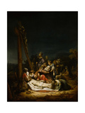 The Lamentation over Christ  1637