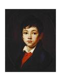 Portrait of Alexander Chelishchev  1808