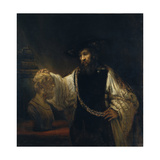 Aristotle before the Bust of Homer  1653