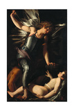 The Divine Eros Defeats the Earthly Eros  Ca 1602