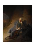 Jeremiah Lamenting the Destruction of Jerusalem  1630