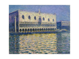 The Doges Palace (Le Palais Duca)  1908