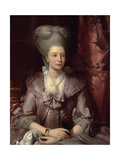 Queen Charlotte of the United Kingdom (1744-181)  1777