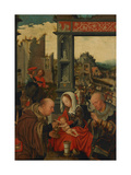 The Adoration of the Kings  1525
