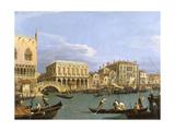 View of the Riva Degli Schiavoni  1735-1739