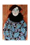 Portrait of Johanna Staude  1917-1918