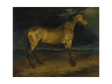 A Horse Frightened by Lightning  Ca 1814