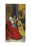 The Annunciation to Saint Anne  Ca 1505-1510