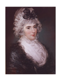 Portrait of Mrs Janet Grizel  1794