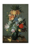Flower Still Life with Crown Imperial  1626