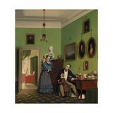 The Waagepetersen Family  1830