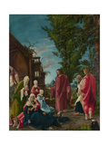 Christ Taking Leave of His Mother  C 1520