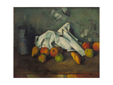 Milk Can and Apples  1879-1880