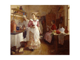 In the Kitchen  1913