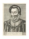 Portrait of King Henry IV of France  Ca 1600