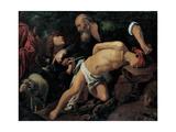 The Sacrifice of Isaac  C 1615