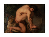 The Wounded Philoctetes  1775