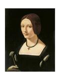 Portrait of a Lady as Saint Lucy