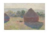 Haystacks  Midday  1890