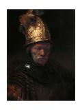 The Man with the Golden Helmet  C 1650