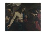 The Incredulity of Saint Thomas  1621