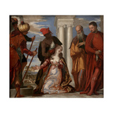 The Martyrdom of Saint Justine  1570S