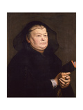 Portrait of a Widow  1630-1640