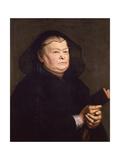 Portrait of a Widow  1630-1640