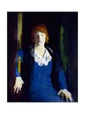 Portrait of Florence Pierce  1914