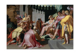 Joseph and His Brothers  1595-1600