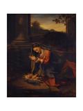 Madonna Adoring the Child  C 1525