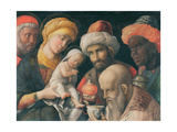 The Adoration of the Magi  C 1500