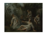 The Four Times of Day: Evening  C 1740