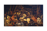 The Battle of San Romano  C 1440