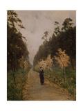 Autumn Day Sokolniki  1879