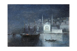 Constantinople by Night  1886