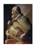 Blind Hurdy-Gurdy Player  1610-1630