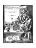 Desiderus Erasmus Using Writing Slope (1465-153)  Dutch Humanist and Scholar
