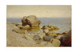 Seashore  the Crimea  1886