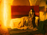The Annunciation, 1898 Giclée par Henry Ossawa Tanner